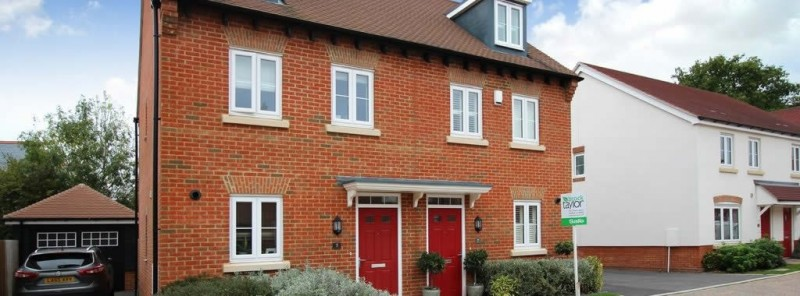 942% – Rise in Horsham Property Prices since 1981