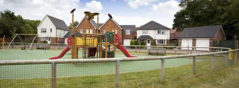 Only 28.7% of Horsham Rented Property have Children living in them