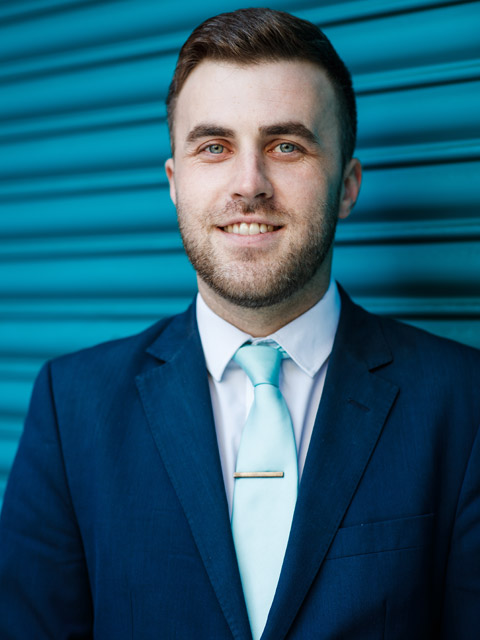 Liam Stanbridge, Senior Sales Consultant